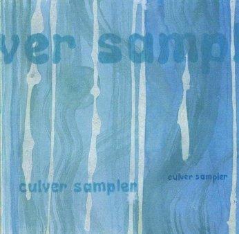 culver sampler!